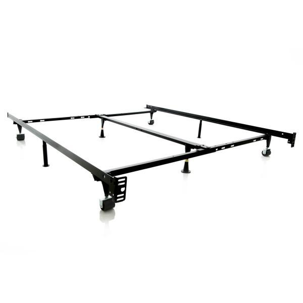 low profile adjustable bed frame oklahoma mattress company. Black Bedroom Furniture Sets. Home Design Ideas